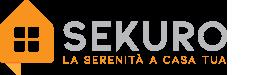 SEKURO – Porte e Finestre | Roma Logo
