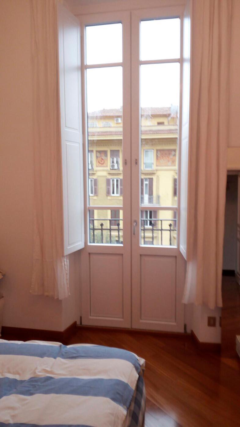 Infissi Con Tendine Interne finestre in pvc con scuri - sekuro - porte e finestre | roma
