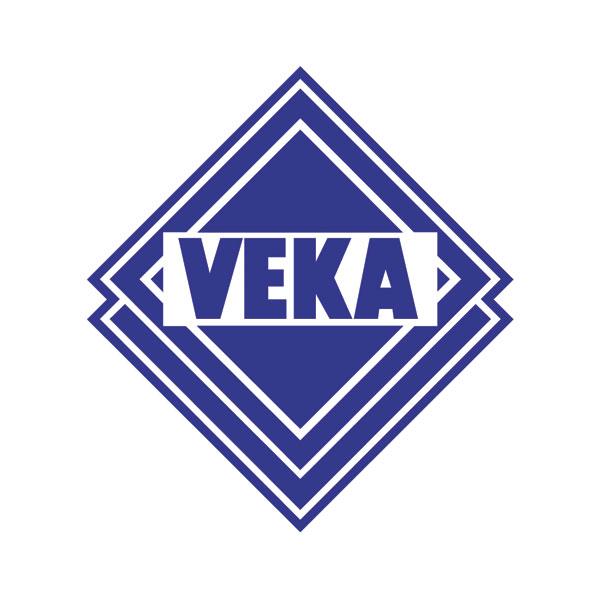 utilizziamo profili VEKA per le finestre in pvc
